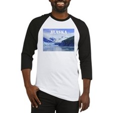 Beautiful Scenic Alaska Baseball Jersey