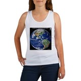SPACESHIP EARTH Women's Tank Top