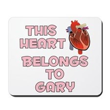 This Heart: Gary (C) Mousepad