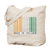 made in ireland Tote Bag