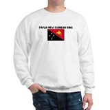 PAPUA NEW GUINEAN KING Sweatshirt