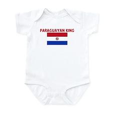 PARAGUAYAN KING Infant Bodysuit