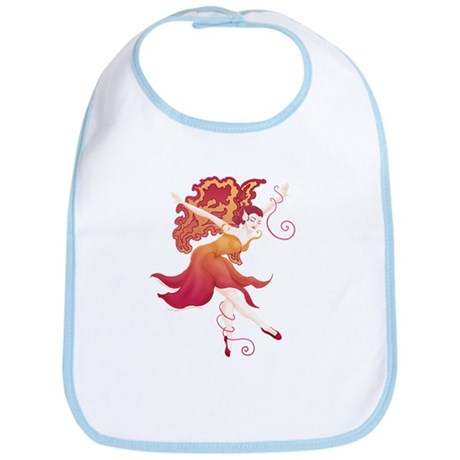 Fairy Dancer Picture Bib