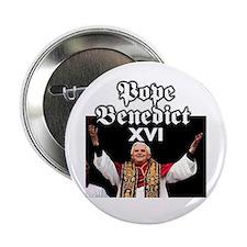 Pope Benedict XVI Button