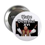 "Pope Benedict XVI 2.25"" Button (10 pack)"