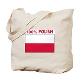 100 PERCENT POLISH Tote Bag