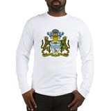Guyana Coat of Arms Long Sleeve T-Shirt