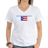 MADE IN AMERICA WITH PUERTO R Shirt