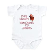 This Heart: Jamel (C) Infant Bodysuit