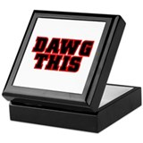 Original DAWG THIS! Keepsake Box