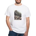Katahdin White T-Shirt