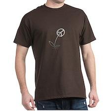 Peace Flower T-Shirt