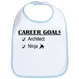 Architect Career Goals Bib