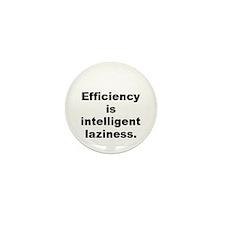 Cute Intelligence Mini Button (100 pack)
