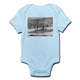 USS Arizona Ship's Image Infant Bodysuit