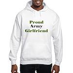 Proud Army Girlfriend Hooded Sweatshirt