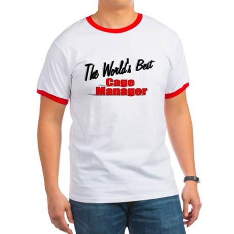 """The World's Best Cage Manager"" Ringer T"
