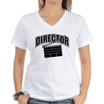 Women's V-Neck Director T-Shirt