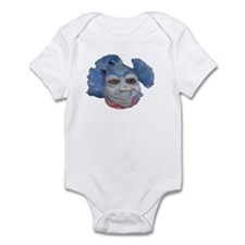 Labyrinth Inspired Worm Infant Bodysuit