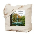 Broadway Fountain Tote Bag