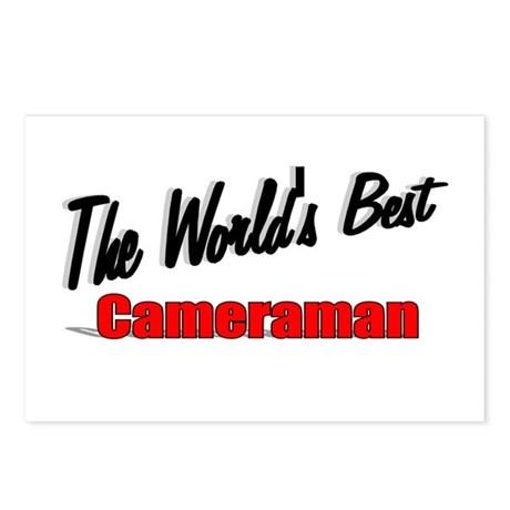 """The World's Best Cameraman"" Postcards (Package of"