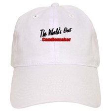 """The World's Best Candlemaker"" Baseball Cap"