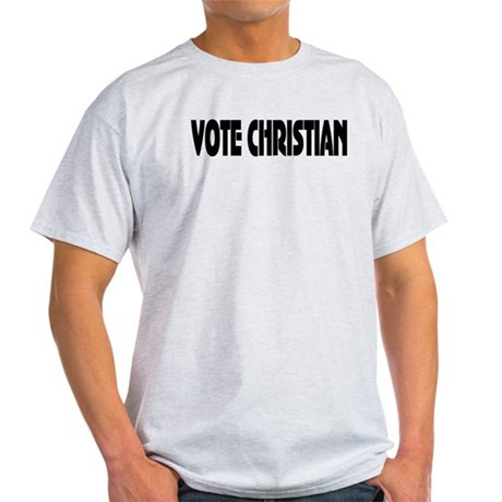 Vote Christian Light T-Shirt