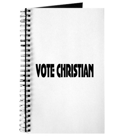 Vote Christian Journal