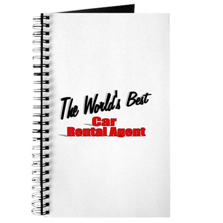 &quot;The World's Best Car Rental Agent&quot; Journal