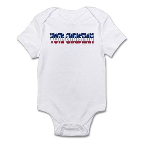 Vote Christian Infant Bodysuit