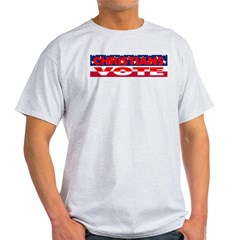Christians Vote Light T-Shirt