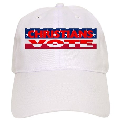 Christians Vote Cap