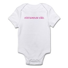 Guatemalan Girl Infant Bodysuit