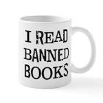 I Read Books Mug
