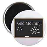 Phonetic Good Morning Magnet