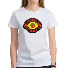 Orange County Search & Rescue Women's T-Shirt
