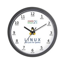 Ready2Go Linux Wall Clock