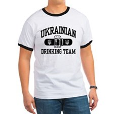 Ukrainian Drinking Team T