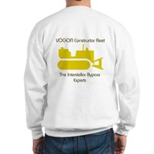 Intergalactic Guide - Vogons -  Sweatshirt