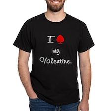 Spade My Valentine T-Shirt