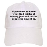 Parker quotation Baseball Cap