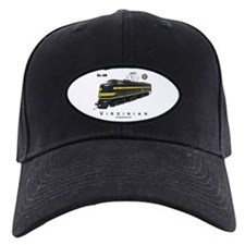 Virginian EL-2B Electric Locomotive Baseball Cap