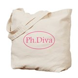 Funny Phd Tote Bag