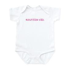 Malaysian Girl Infant Bodysuit