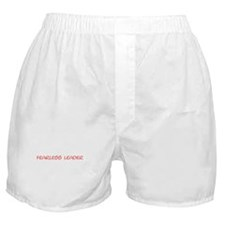 Fearless Leader Boxer Shorts
