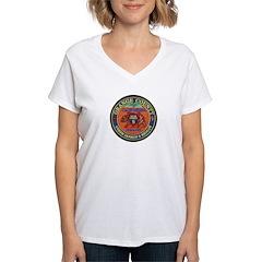 O.C. Urban Search & Rescue Women's V-Neck T-Shirt
