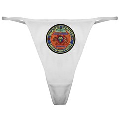 O.C. Urban Search & Rescue Classic Thong