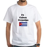 #1 Cuban Grandpa Shirt