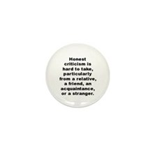 Funny Jones quotation Mini Button (10 pack)