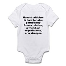Jones quotation Infant Bodysuit